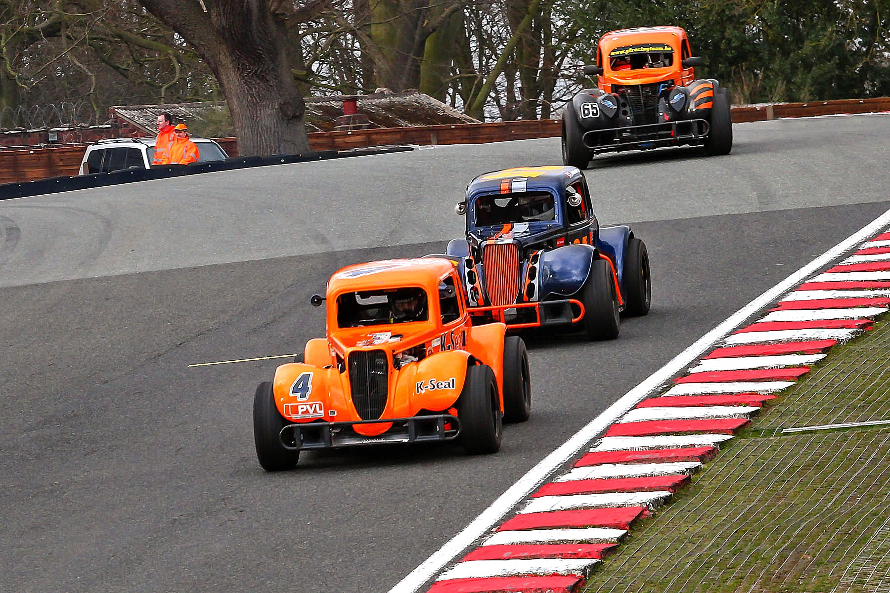 2015 - Round 1 - Oulton Park Gallery Image 55