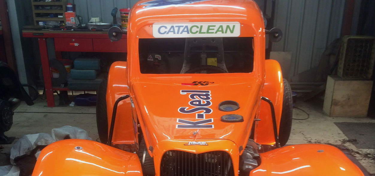 Mickel Motorsport Limited Partners with Cataclean for 2015