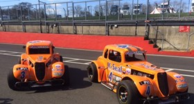 Cataclean Remain Partners with Champions Mickel Motorsport for 2016