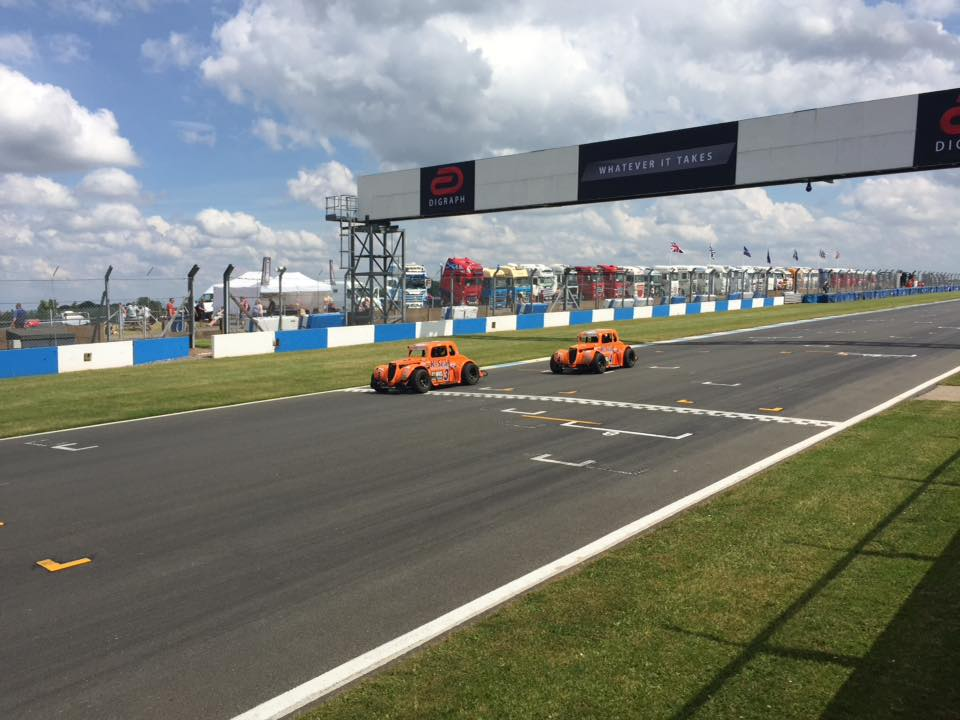 A Mixed Deal at Donington