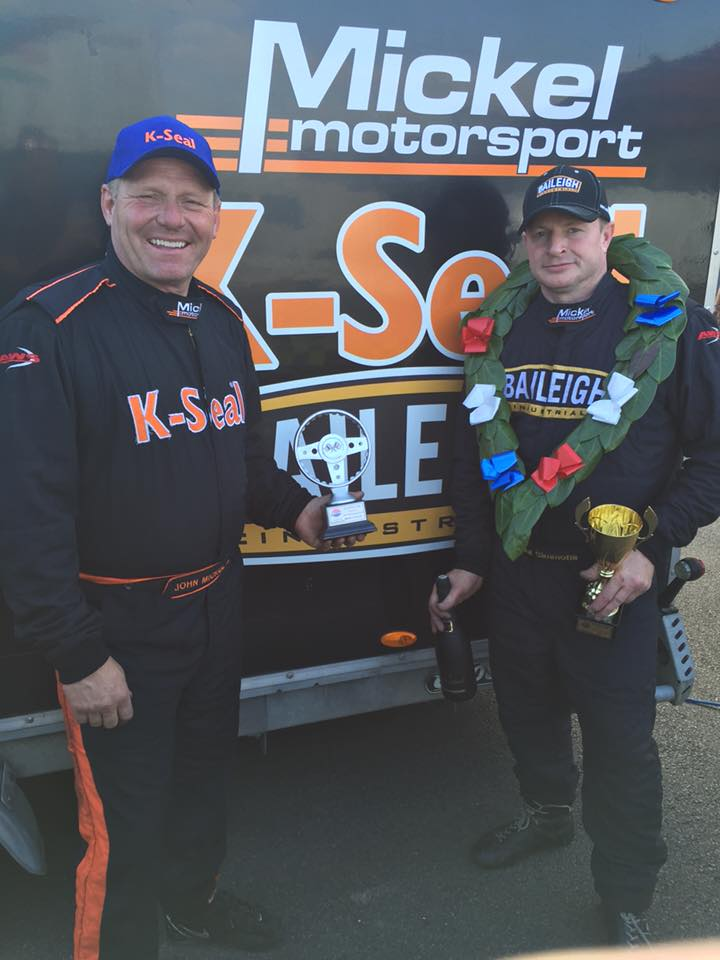 Silver Lining at Silverstone for Mickel Motorsport