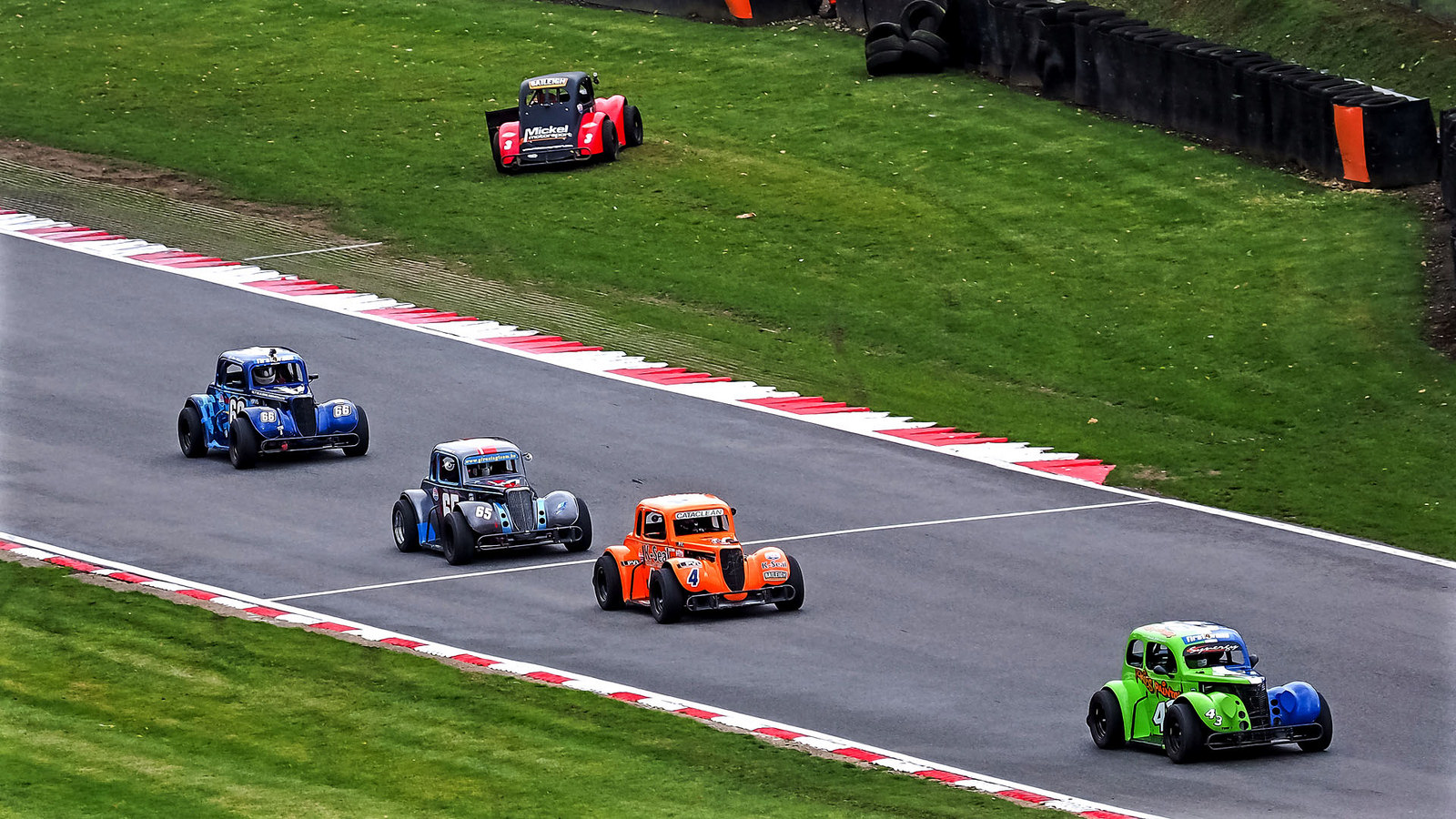 Mickel Motorsport Lifts Three 2016 UK Titles at Brands Hatch Gallery Image 2