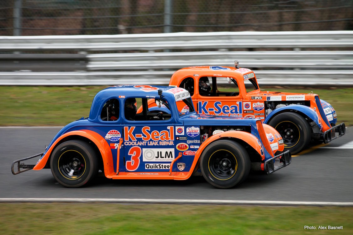 Rolling Start for Mickel Motorsport at Oulton Park