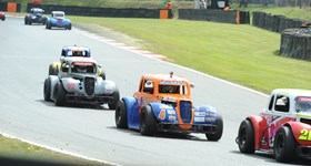 Legends Cars Confirms Bumper Full Season TV Package For 25th Anniversary Year With Partner 24hr Solutions