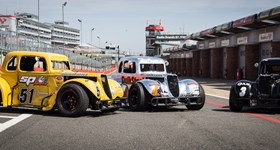 Mickel Motorsport brings a Sparkle to Opening Round of the 2019 UK Nationals Legends Season at Brands Hatch