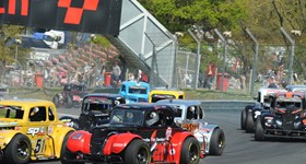 Speedfest Spectacular This Weekend As Legends Cars Return To Brands Hatch