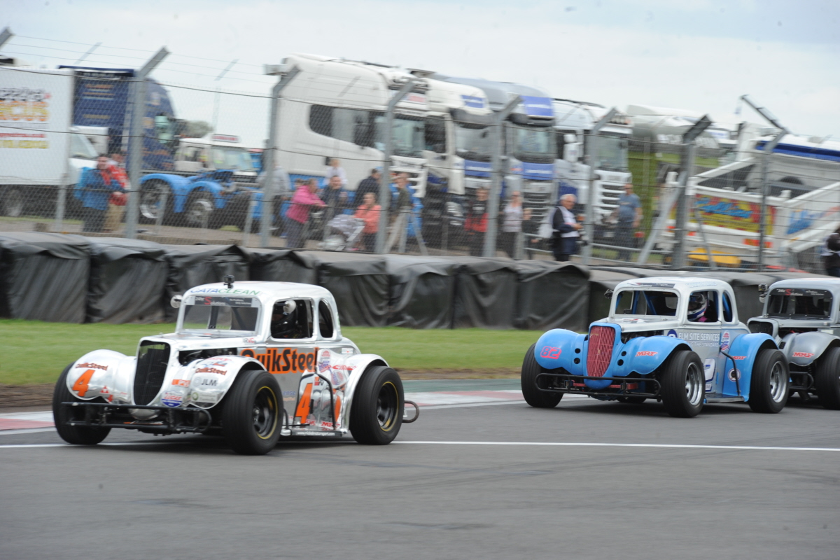 Five Winners From Six Stunning Races, at Donington Park, Two of them for Mickel Motorsport